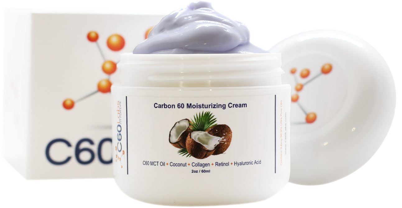 C60 Moisturizing Cream